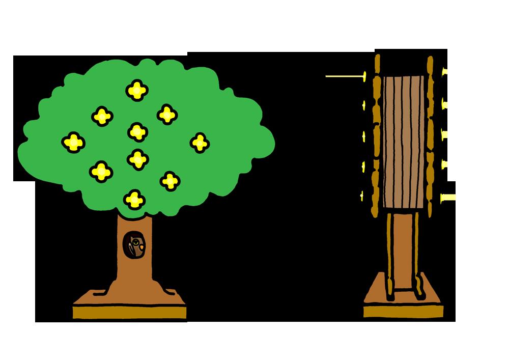 strom vuni